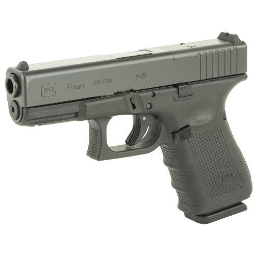 Glock 19 GEN 4 MOS 9mm 1