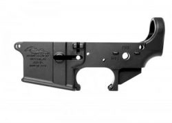 Anderson AR15 Stripped Lower Receiver Open Trigger Guard