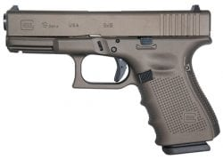 Glock 19 GEN4 9mm Cerakote Tactical Bronze