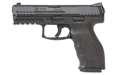 HK VP9 9mm Black