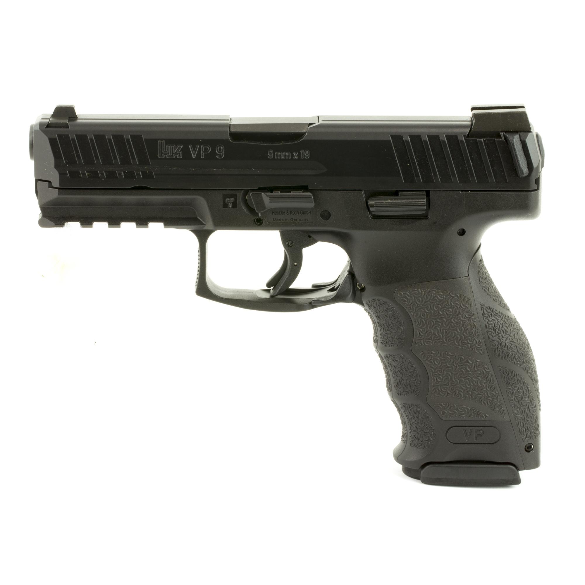 HK VP9 LE 9mm Black · 700009LE-A5 · DK Firearms