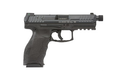 HK VP9LE Black Threaded Barrel 9mm