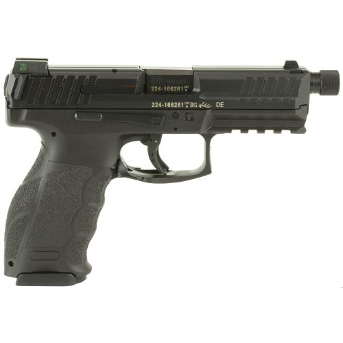 HK VP9 LE 9mm Threaded Barrel Black 2