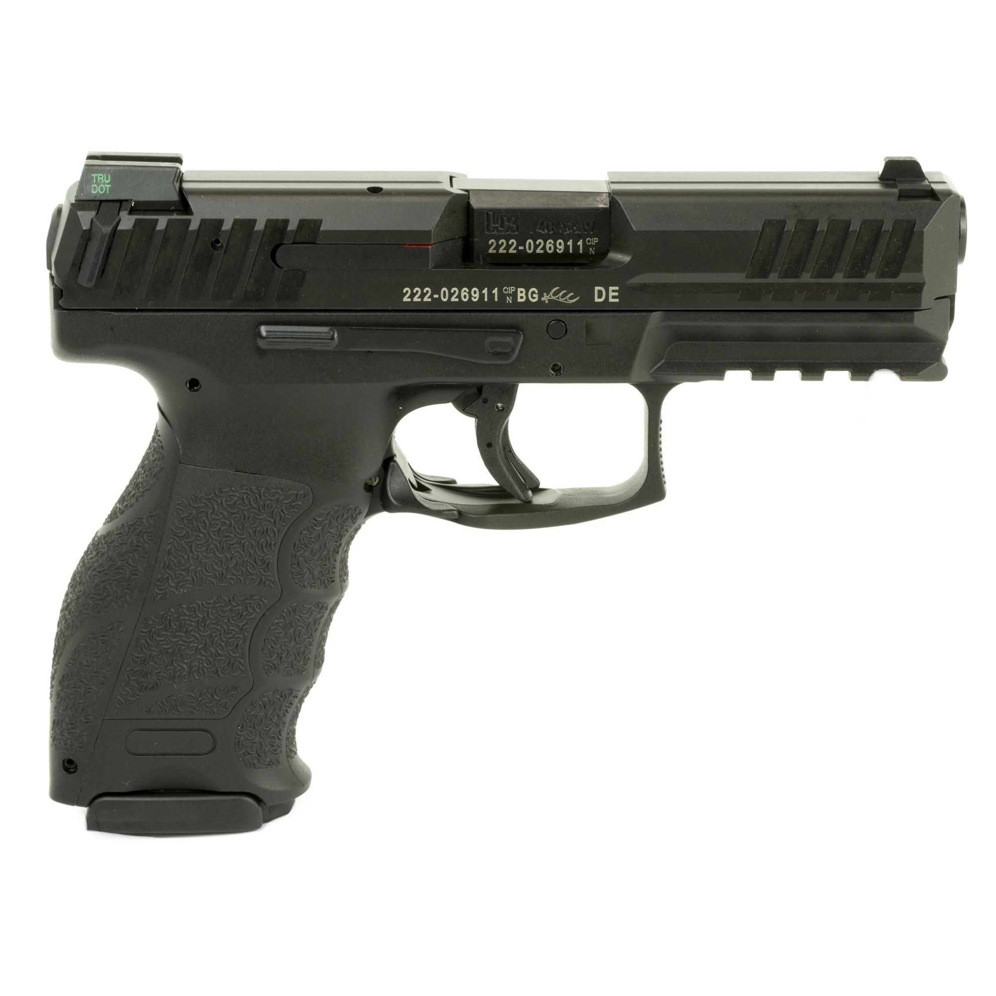HK VP40 LE 40sw Black · DK Firearms