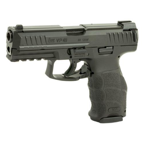 HK VP40 LE 40sw Black 1