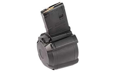 Magpul PMAG D-60 AR 15 5.56 60 round drum Black