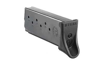 Ruger LC9 9mm 7 round mag w/ finger extension