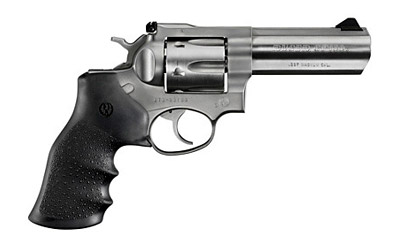 "Ruger GP100 4"" SS .357mag"