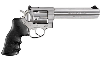 "Ruger GP100 6"" SS .357mag"