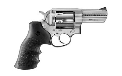 "Ruger GP100 3"" SS .357mag"