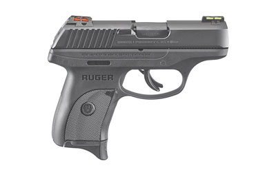 Ruger LC9S High Viz sights 9mm with one 7 round mag