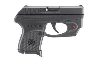 Ruger LCP .380acp Viridian Laser Red