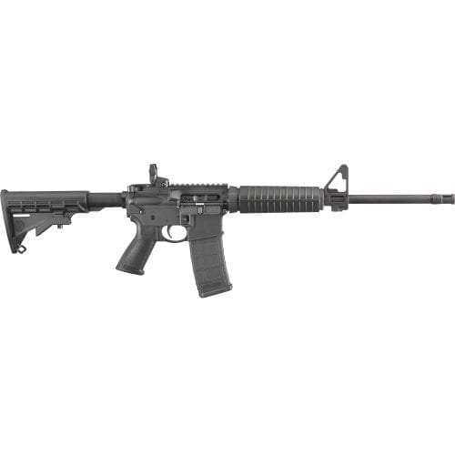 Ruger AR-556 5.56mm, with one 30 round mag 1