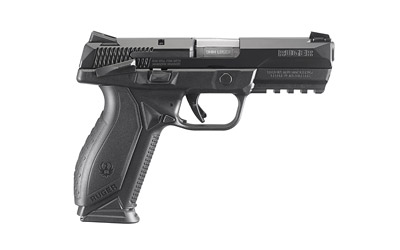 Ruger American Pistol 9mm Manual Safety