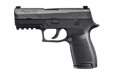 SIG Sauer P320 Compact 40sw Night Sights