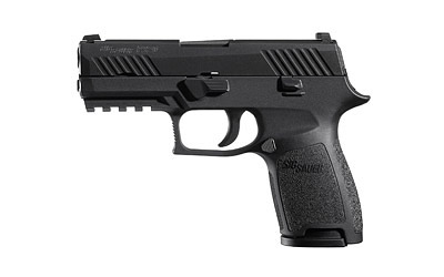 SIG Sauer P320 Compact 40sw Contrast Sights