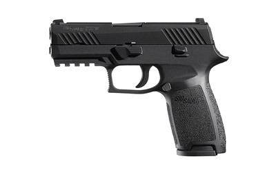 SIG P320 Carry 40sw Contrast Sights