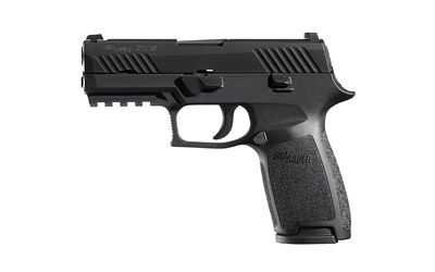 SIG Sauer P320 Carry 9mm Contrast Sights