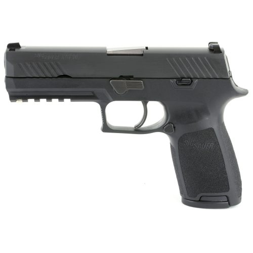 SIG Sauer P320 Full Size 45acp Night Sights 3