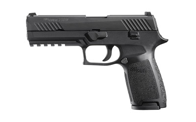 SIG Sauer P320 Full Size 45acp Contrast Sights