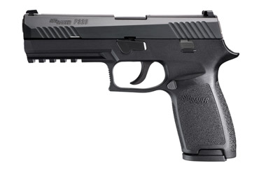 SIG Sauer P320 Full Size 9mm Night Sights