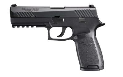 SIG Sauer P320 Full Size 9mm Night Sights