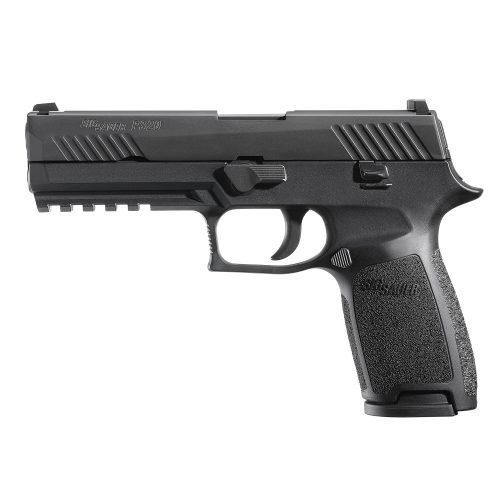 SIG Sauer P320 Full Size 9mm Night Sights 1