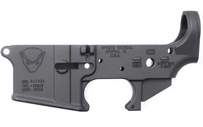 SSpike's Tactical Honey Badger AR15 Stripped Lower Receiver  MFR#: STLS020 UPC: 855319005068
