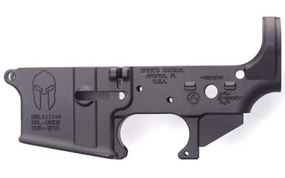 Spike's Tactical Spartan AR15 Stripped Lower Receiver