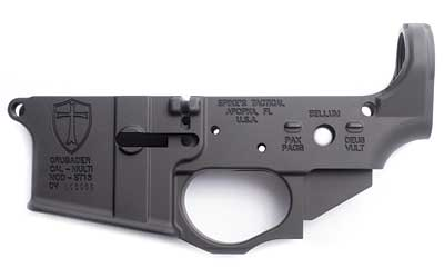 Spike's Tactical AR15 Stripped Lower Receiver Crusader