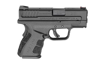 "Springfield Armory XD9 MOD.2 3"" BLK"