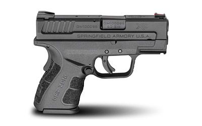 "Springfield Armory XD40 MOD.2 3"" BLK"