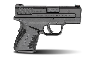 "Springfield Armory XD45 MOD.2 3.3"" BLK"