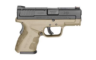 "Springfield Armory XD45 MOD.2 3.3"" FDE"
