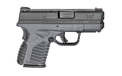 "Springfield Armory XDS9 3.3"" Gray"