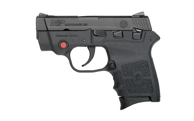 S&W Bodyguard 380 Crimson Trace Laser, Thumb Safety