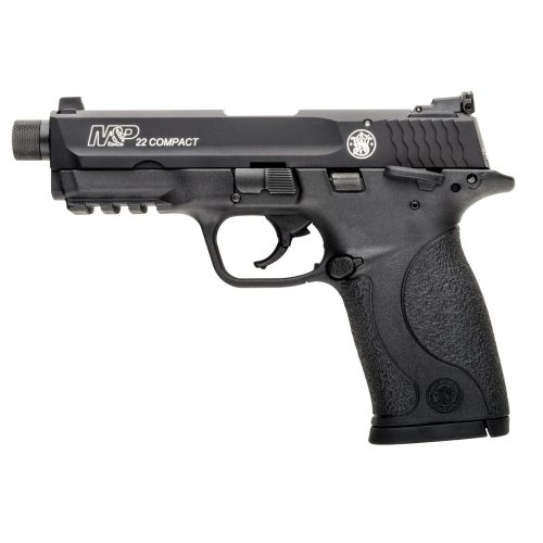 S&W MP 22 Compact 22LR Threaded Barrel