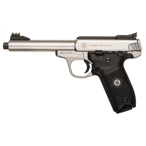 S&W SW22 Victory Threaded Barrel 1
