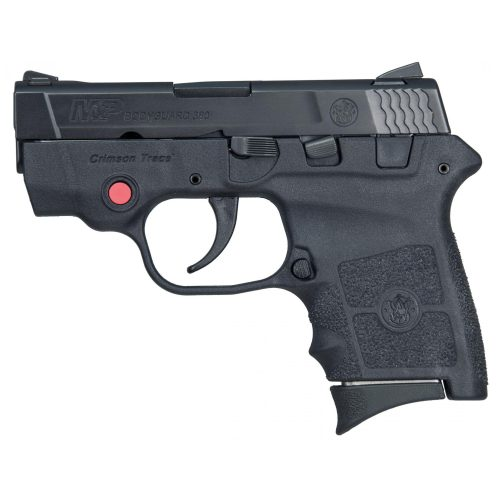 S&W Bodyguard 380 Crimson Trace Laser No Thumb Safety 1