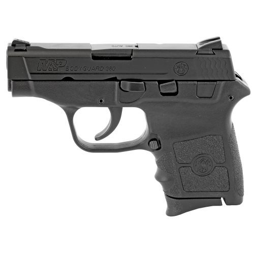 S&W Bodyguard 380 No Thumb Safety 1