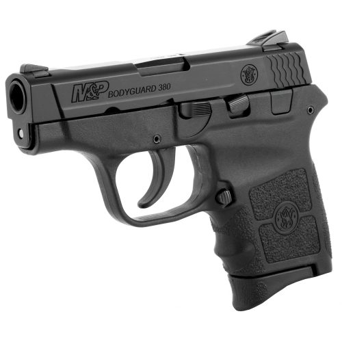 S&W Bodyguard 380 No Thumb Safety 3