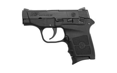 S&W Bodyguard 380 Thumb Safety