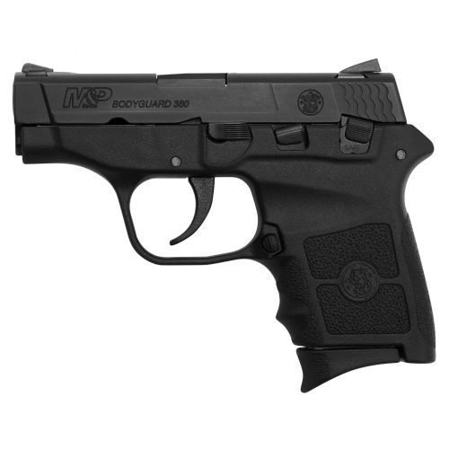 S&W Bodyguard 380 Thumb Safety 1