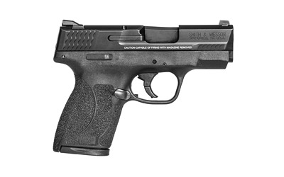 S&W M&P Shield 45ACP No Thumb Safety