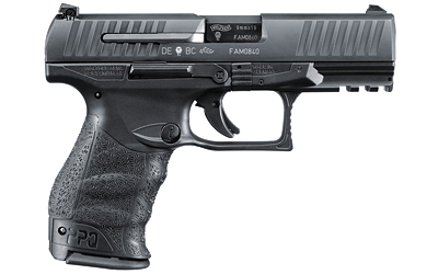 Walther PPQ M2 9mm with two 15 round mags MFR#: 2796066 UPC: 723364200021