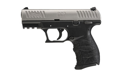 Walther CCP 9mm Stainless