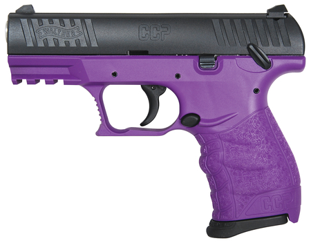 Walther CCP Purple 9mm