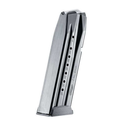 Walther Creed 9mm 16 round Magazine MFR#: 2814245 UPC: 723364210679 1