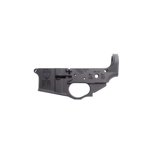 Spike's Tactical Crusader AR15 Stripped Lower Receiver MFR#: STLS022 UPC: 855319005075 1