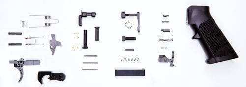 Anderson AR15 Lower Parts Kit